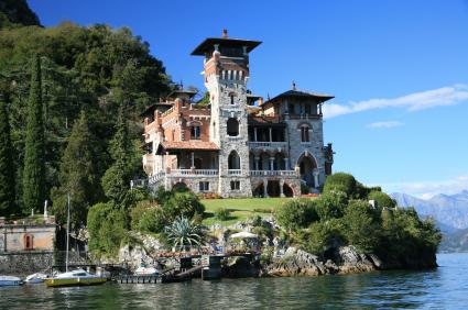 Villa La Gaeta San Siro Lake Como Italy Rental