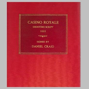 casino royale script